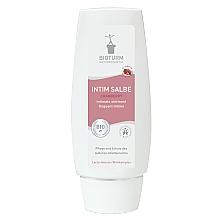 Parfumuri și produse cosmetice Unguent pentru igiena intimă - Bioturm Intim Salbe Intimate Ointment Cranberry Nr.92
