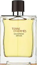 Parfumuri și produse cosmetice Hermes Terre D'Hermes Eau Intense Vetiver - Apă de parfum