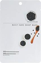 Parfumuri și produse cosmetice Mască de țesut cu extract de fasole neagră - Eunyul Black Bean Daily Care Sheet Mask