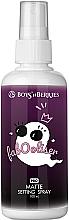 Parfumuri și produse cosmetice Spray pentru fixarea machiajului - Boys'n Berries Fabooliser Pro Matte Setting Spray