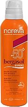 Parfumuri și produse cosmetice Mist cu protecție solară pentru corp - Noreva Bergasol Sublim Sun Mist SPF50+