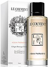Parfumuri și produse cosmetice Le Couvent des Minimes Aqua Paradisi - Apă de colonie