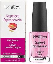 Parfumuri și produse cosmetice Ser pentru unghii - Kinetics Mini Spa Grapeseed Nail Serum