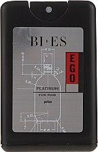 Parfumuri și produse cosmetice Bi-Es Ego Platinum - Parfum (mini)