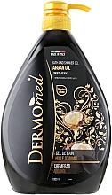 """Parfumuri și produse cosmetice Gel de duș și baie """"Ulei de argan"""" - Dermomed Bath And Shower Gel Argan Oil"""