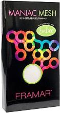 Parfumuri și produse cosmetice Mesh plates reutilizabile pentru vopsirea șuvițelor, 15cm x 28cm - Framar Maniac Mesh