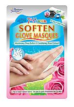 Parfumuri și produse cosmetice Mască- mănuși emolientă pentru mâini - 7th Heaven Soften Gloves Masques