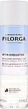 Parfumuri și produse cosmetice Loțiune demachiantă pentru față - Filorga Optim-eyes Lotion Eye Make-up Remover Serum