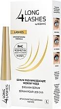 Parfumuri și produse cosmetice Ser pentru creșterea genelor - Long4Lashes Eyelash Enhancing Serum