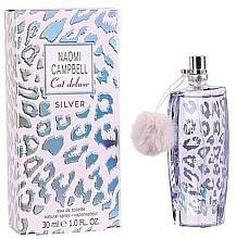 Parfumuri și produse cosmetice Naomi Campbell Cat Deluxe Silver - Apă de toaletă