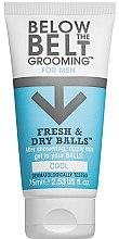 Духи, Парфюмерия, косметика Гель для интимной гигиены для мужчин - Below The Belt Grooming Fresh & Dry Cool