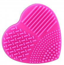 Parfumuri și produse cosmetice Gel de curățare pentru pensule - Ilu Brush Cleaner Hot Pink