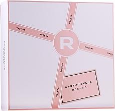 Parfumuri și produse cosmetice Rochas Mademoiselle Rochas - Set (edp/90ml + b/lot/100ml + edp/7.5ml)