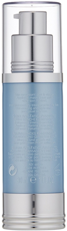 Ser pentru piele obosită - Orlane Absolute Skin Recovery Care Anti-Fatigue Serum — Imagine N2