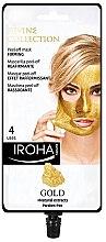 Parfumuri și produse cosmetice Mască de față - Iroha Nature Gold Peel Off Mask Firming