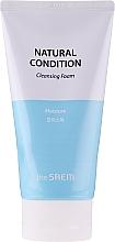 Parfumuri și produse cosmetice Spumă hidratantă de curățare pentru față - The Saem Natural Condition Cleansing Foam