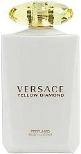 Parfumuri și produse cosmetice Versace Yellow Diamond - Loțiune de corp