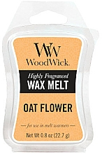 Parfumuri și produse cosmetice Ceară aromatică - WoodWick Wax Melt Oat Flower