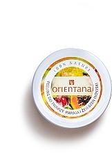 """Parfumuri și produse cosmetice Cremă-Peeling pentru față """"Papaya"""" - Orientana Natural Cream Face Scrub Papaya"""