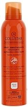 Parfumuri și produse cosmetice Spray hidratant intensificator al bronzului - Collistar Moisturizing Tanning Spray SPF10 200ml