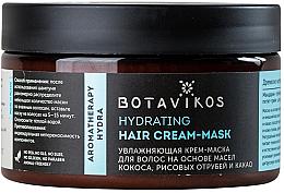 Parfumuri și produse cosmetice Mască hidratantă de păr - Botavikos Hydrating Hair Cream-Mask