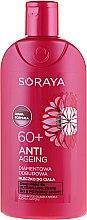 Parfumuri și produse cosmetice Lăptișor de corp 60+ - Soraya Anti-Agening Ultra Moisturizing Body Lotion 60+
