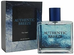 Parfumuri și produse cosmetice Jeanne Arthes Authentic Breeze - Apă de toaletă