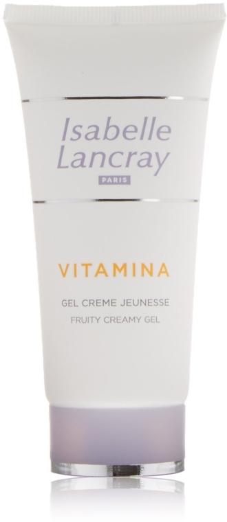 Cremă de față - Isabelle Lancray Vitamina Fruity Creamy Gel — Imagine N3