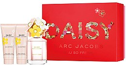 Parfumuri și produse cosmetice Marc Jacobs Daisy Eau So Fresh - Set (edt 75ml + b/lol 75ml + sh/g 75ml)