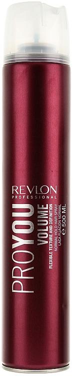 Fixativ de păr pentru volum - Revlon Professional Pro You Volume Hair Spray