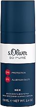 Parfumuri și produse cosmetice S.Oliver So Pure Men - Deodorant