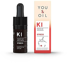 Parfumuri și produse cosmetice Amestec de uleiuri esențiale - You & Oil KI-Stress Touch Of Welness Essential Oil