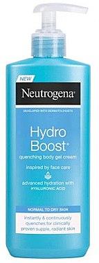 Cremă-gel pentru corp - Neutrogena Hydro Boost Body Gel Cream