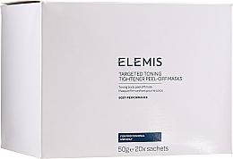 Parfumuri și produse cosmetice Mască tonifiantă exfoliantă - Elemis Targeted Toning Tightener Peel-Off Mask
