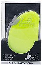 Parfumuri și produse cosmetice Piatră ponce, verde - Lilli Beauty