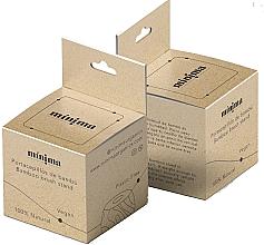 Parfumuri și produse cosmetice Suport din bambus pentru periuța de dinți - Minima Organics