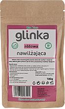 Parfumuri și produse cosmetice Argilă roz pentru față, hidratantă - Natural Home Spa