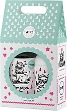 Parfumuri și produse cosmetice Set - Yope Zimowa Herbata (h/balm/300ml + l/soap/500ml)