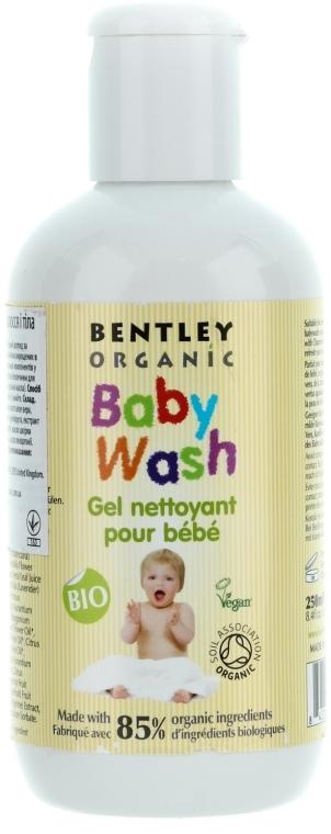 Șampon-gel de duș pentru copii - Bentley Organic Baby Wash