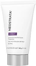Parfumuri și produse cosmetice Gel de noapte pentru față - Neostrata Correct Overnight Anti-Pollution Treatment 8% PHA
