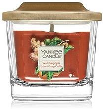 Parfumuri și produse cosmetice Lumânare aromată - Yankee Candle Elevation Sweet Orange Spice