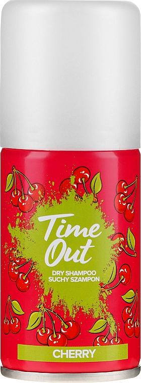 Șampon uscat pentru păr - Time Out Dry Shampoo Cherry