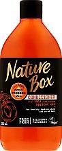 Parfumuri și produse cosmetice Balsam de păr cu ulei de caise - Nature Box Apricot Oil Conditioner