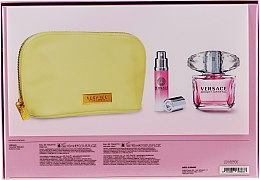 Versace Bright Crystal - Set (edt/90ml + edt/10ml + pounch)  — Imagine N2