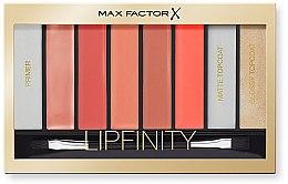 Parfumuri și produse cosmetice Paletă de rujuri pentru buze - Max Factor Lipfinity Palette