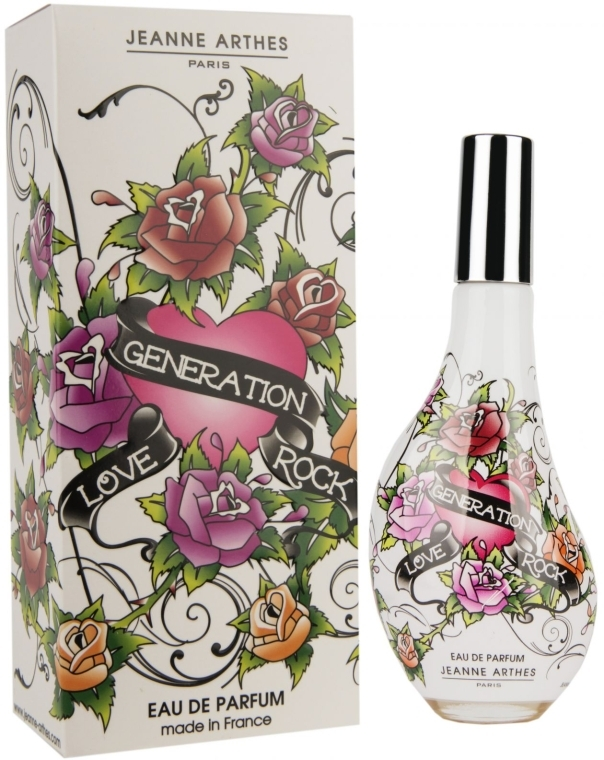 Jeanne Arthes Love Generation Rock - Apă de parfum