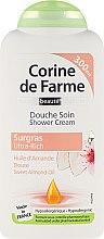 """Parfumuri și produse cosmetice Gel de duș """"Migdale"""" - Corine De Farme Shower Cream"""