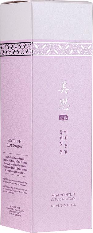 Spumă de curățare cu extract de plante orientale - Missha Yei Hyun Cleansing Foam