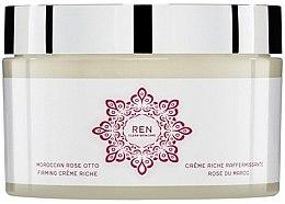 Parfumuri și produse cosmetice Cremă de corp cu efect de întărire - Ren Moroccan Rose Otto