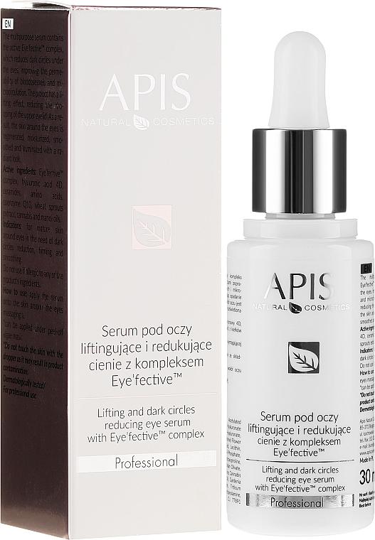 Ser pentru ochi - Apis Professional Serum — Imagine N1